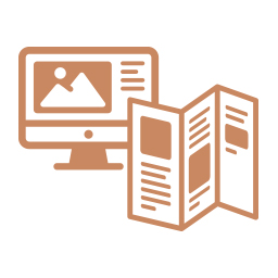 édition de documents de présentation