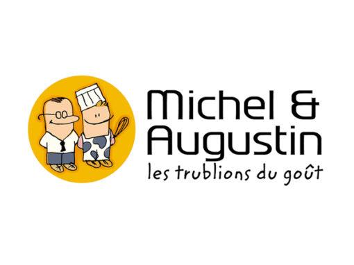 MICHEL ET AUGUSTIN par Fred