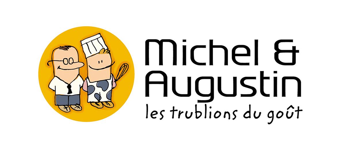 logo Michel & Augustin