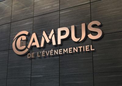 Le Campus de l'événementiel